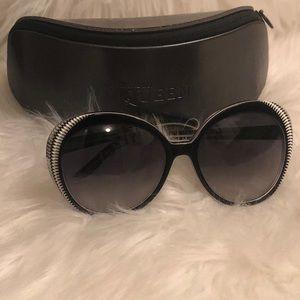 AUTHENTIC Alexander McQueen sunglasses.